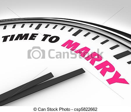 Ceremony clipart celebration Art  Ceremony Clock Wedding