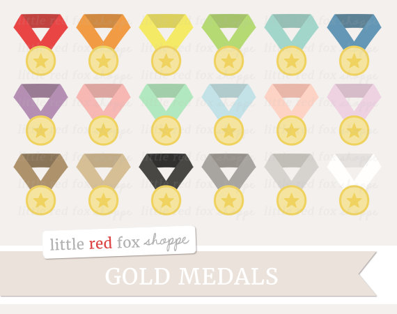 Ceremony clipart graphic design School Art Medal Clip Clipart