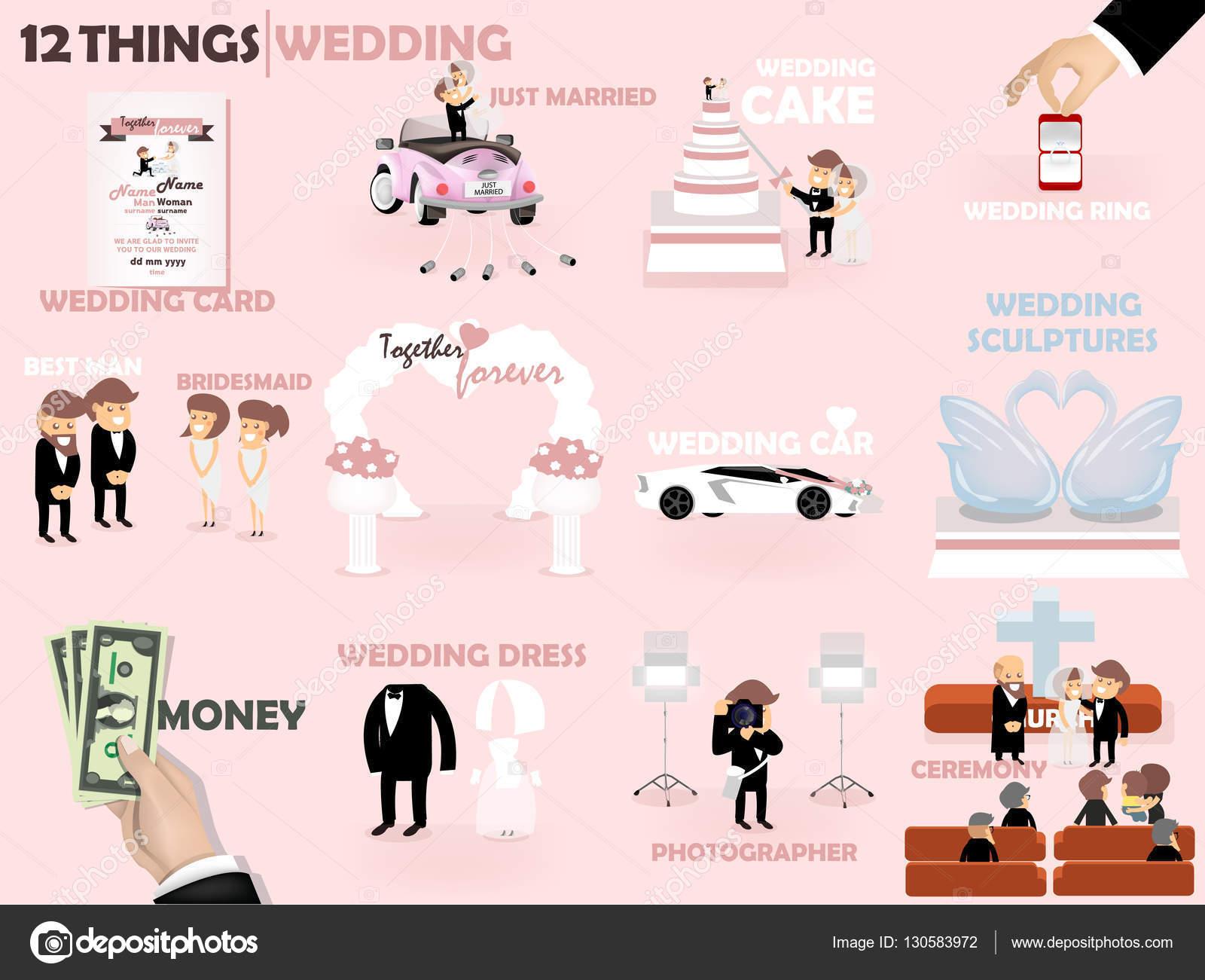 Ceremony clipart graphic design Wedding 12 money design Beautiful