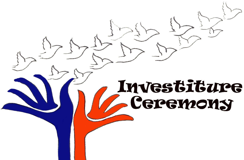 Ceremony clipart investiture ceremony Welcome INVESTITURE CEREMONY St Xaviers