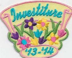 Ceremony clipart investiture ceremony Scout Patches SCOUTS 2014 Crest