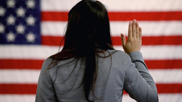 Ceremony clipart naturalization The will John and Edina