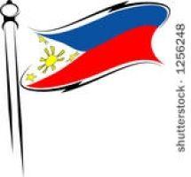 Ceremony clipart philippine flag Flag clipartsgram Black Clipart Philippine