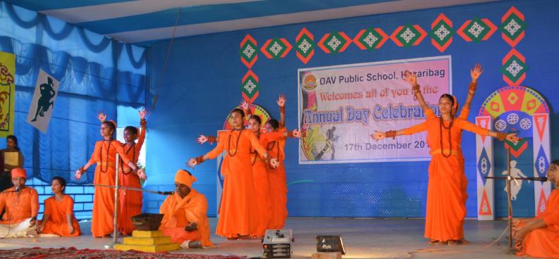 Ceremony clipart school annual day Day Annual DAV SCHOOL PUBLIC