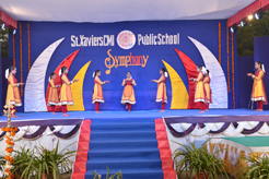 Ceremony clipart school annual day Day Annual Xaviers Public St