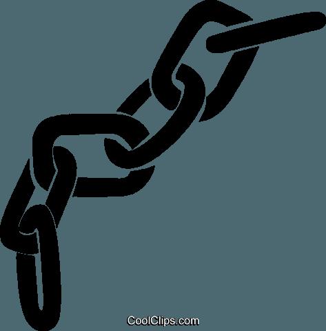 Chain clipart vector Photo Chain 5 clip art