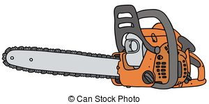 Chainsaw clipart carpenter tool  chainsaw Chainsaw Hand Images