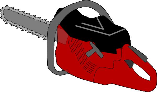 Chainsaw clipart cartoon Clker Download art Art Clip