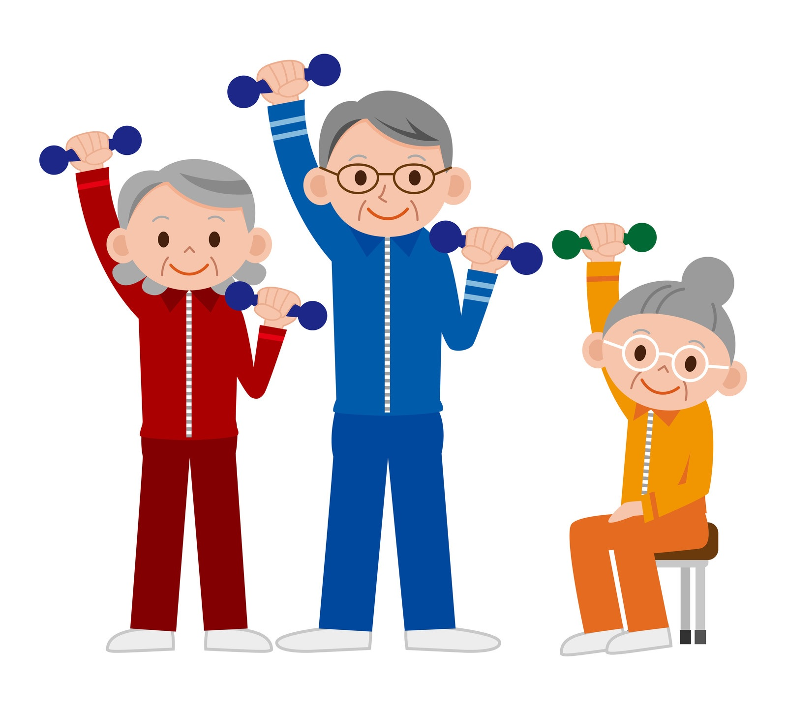 Old clipart group old person Clipart Stay collection and Group