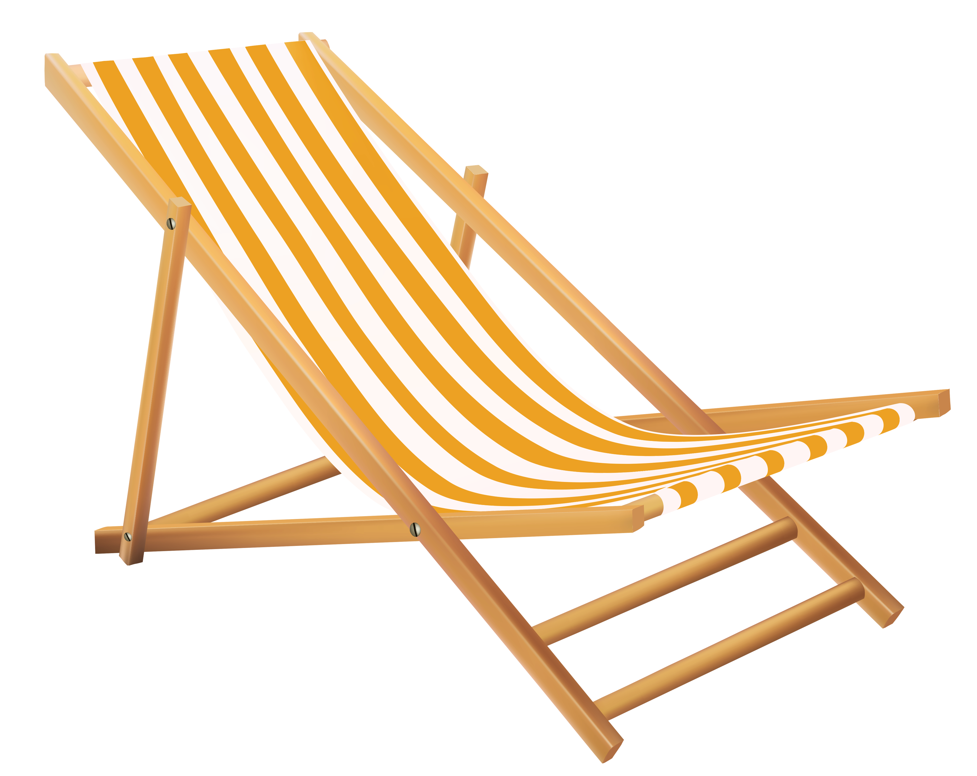 Vacation clipart beach chair Yopriceville Chair Gallery  Lounge