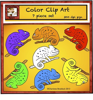 Cameleon clipart jackson Clip Free Clip Art Color