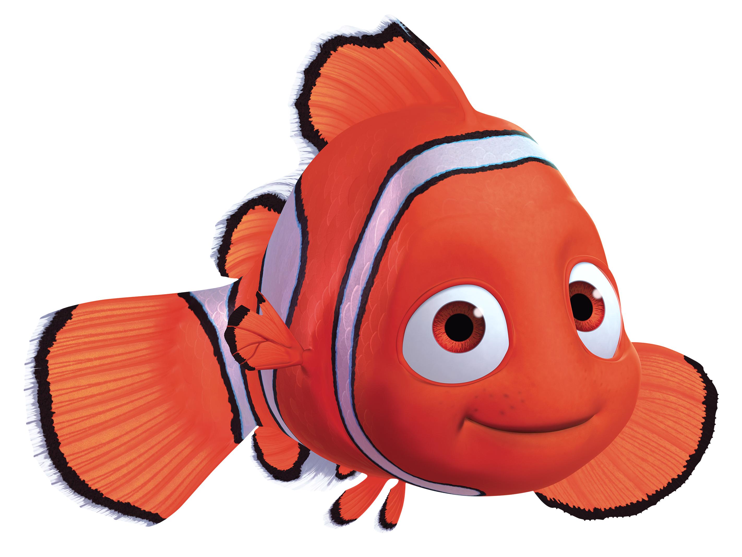 Fins clipart fish nemo Clip Clip art art Nemo