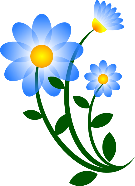 Chamomile clipart flower bunch Clip at Of Bunch Flowers