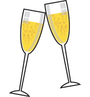 Champagne clipart gold Panda Clipart champagne%20clipart Images 20clipart