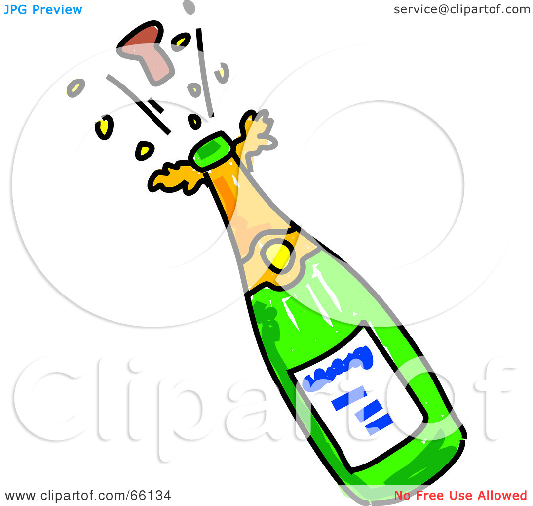 Champagne clipart animated Champagne clipart Panda collection Champagne