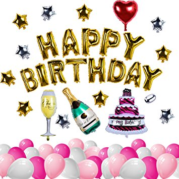 Champagne clipart birthday cake Birthday