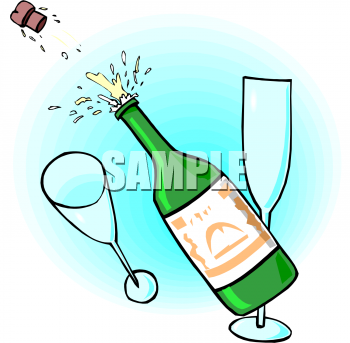 Celebration clipart champagne cork Champagne Images Free champagne%20clipart 20clipart