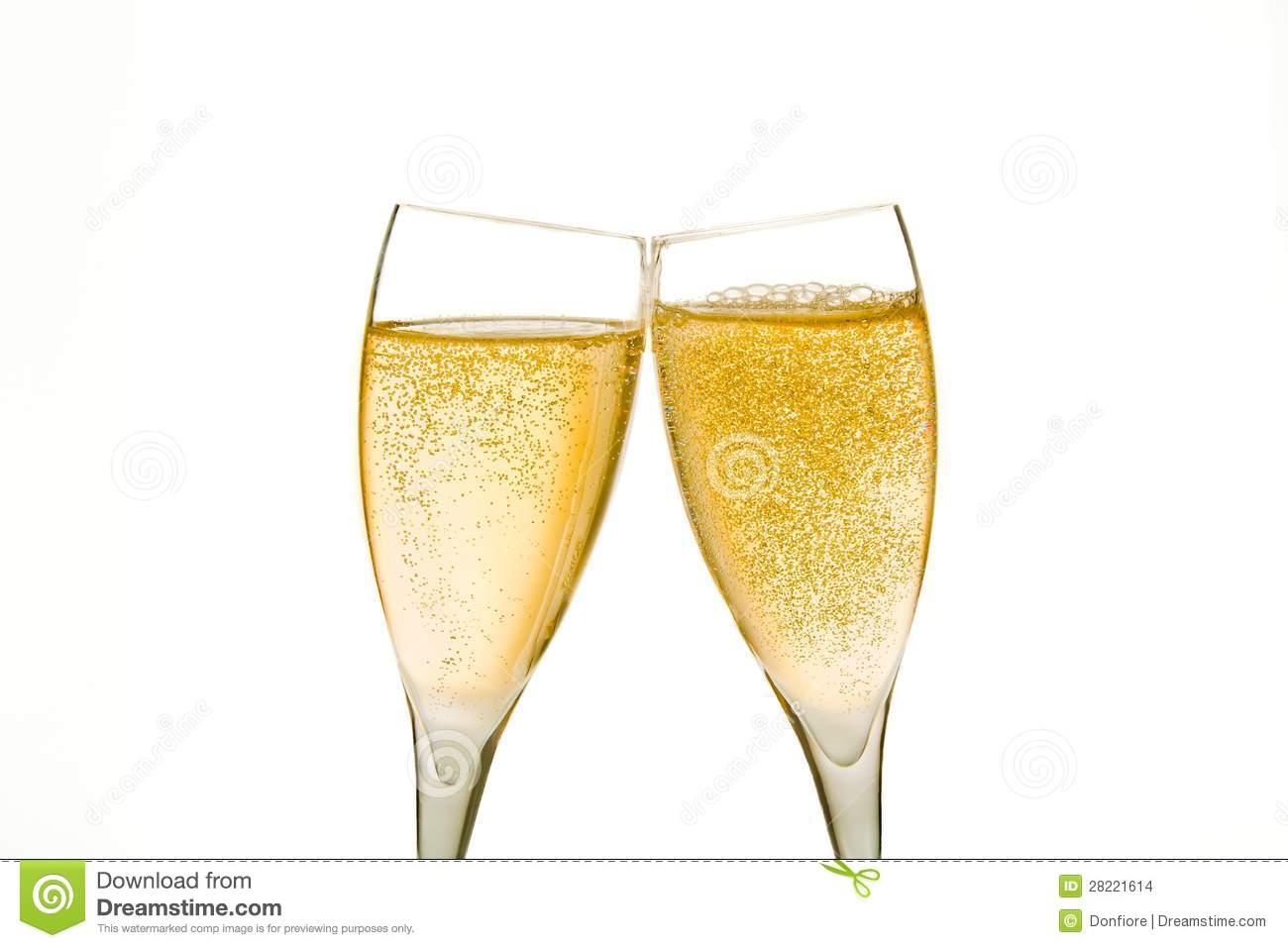 Champagne clipart cheers Cheers Champagne Clipart Glasses Gold