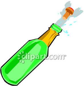 Champagne clipart cork Cork Picture Clipart Champagne Bottle