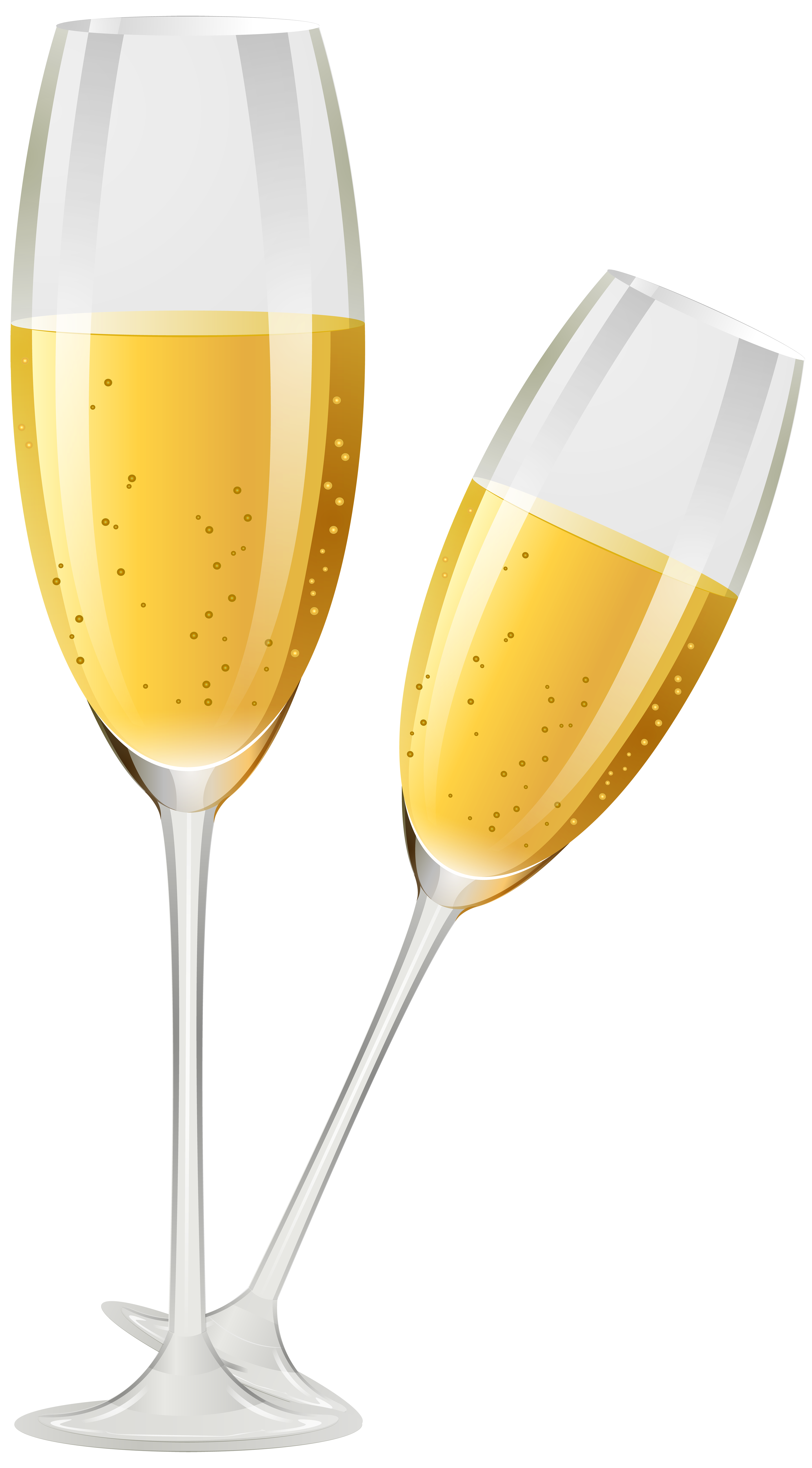 Champagne clipart drinking glass Clip Glasses Transparent full Gallery