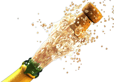 Champagne clipart poppin Champagne PNG Images PNG All