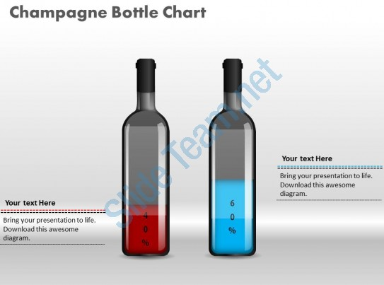 Champagne clipart powerpoint Slide Clipart Presentations Chart Example