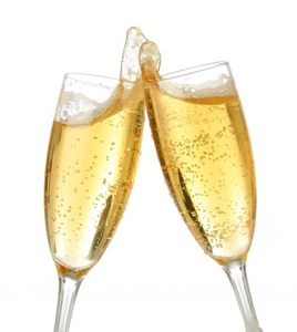 Champagne clipart vector Toast Free Champagne Champagne art