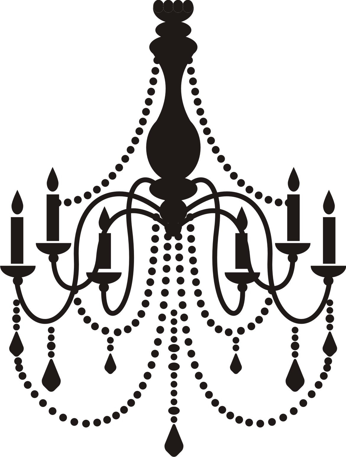 Chanel clipart chandelier 2 kid clipart chandelier clipart