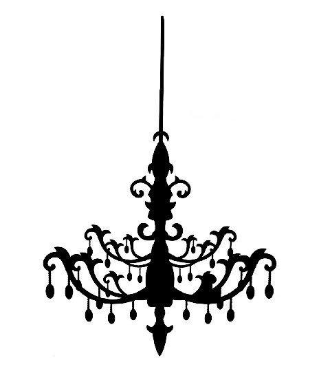 Chandelier clipart Chandelier com small Clip Images