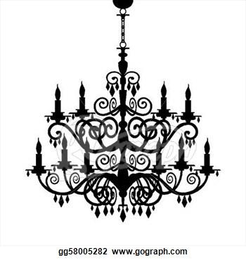 Chandelier clipart art Lovely Home  Clip Chandelier