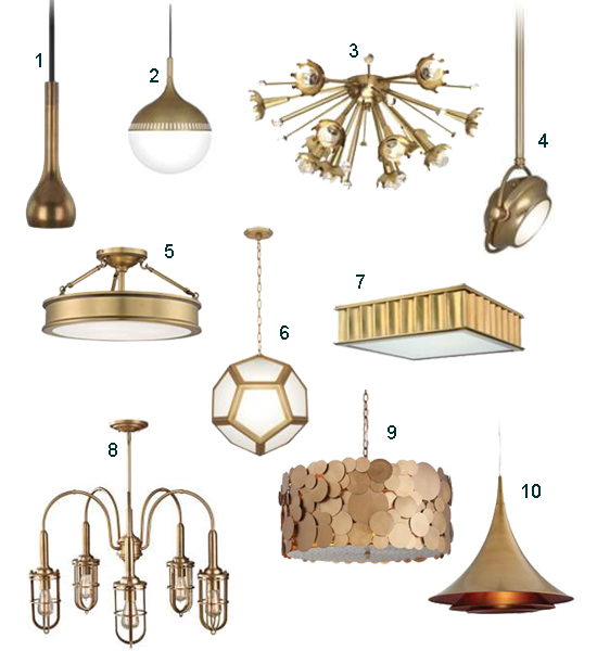 Chandelier clipart ceiling lamp Brass in Decorating the Lights
