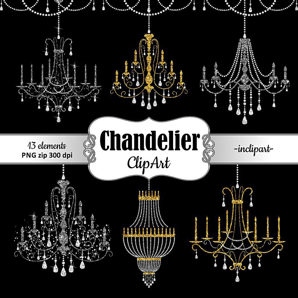 Chandelier clipart gold chandelier PNG Chandelier chandelier Art Chandeliers