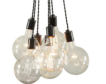 Chandelier clipart modern Chandelier Etsy Chandelier Modern Lighting
