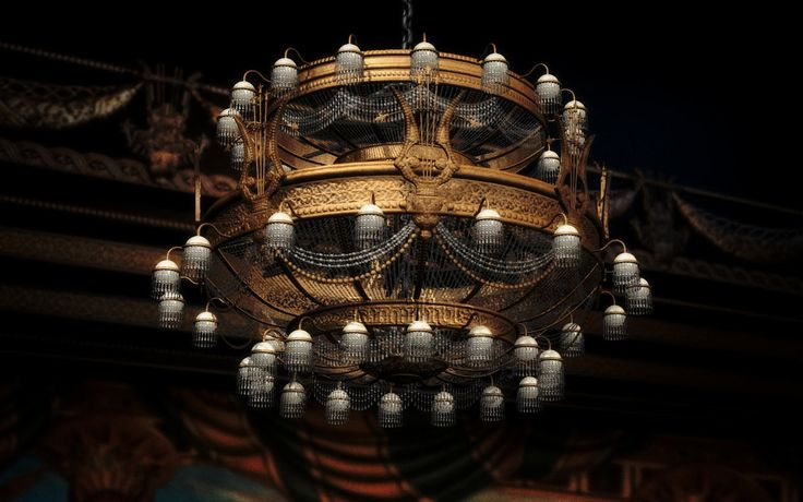 Chandelier clipart phantom the opera All of Opera) the things