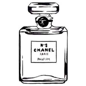 Chanel clipart 4 perfume Chanel 4 perfume