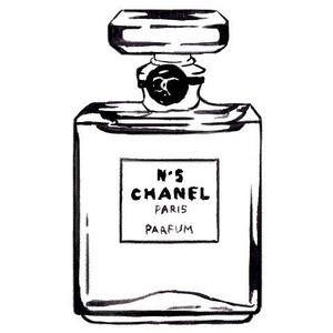 Bottle clipart chanel Clipart Chanel picture Pinterest Chanel