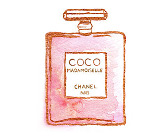 Model clipart fashion accessory Perfume sweet Art 16 Perfume
