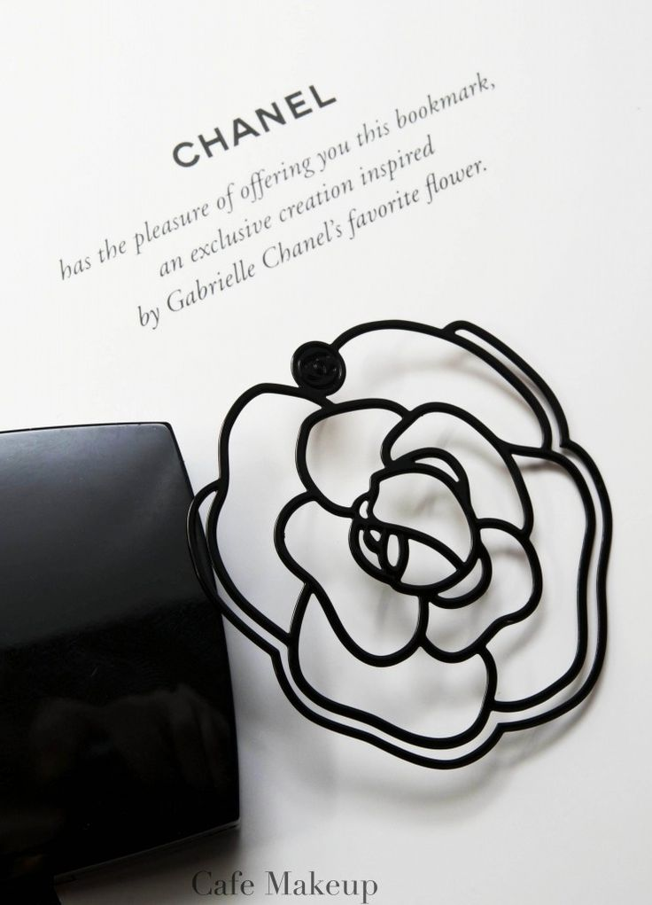 Chanel clipart camellia Metal ideas ideas Iconic on