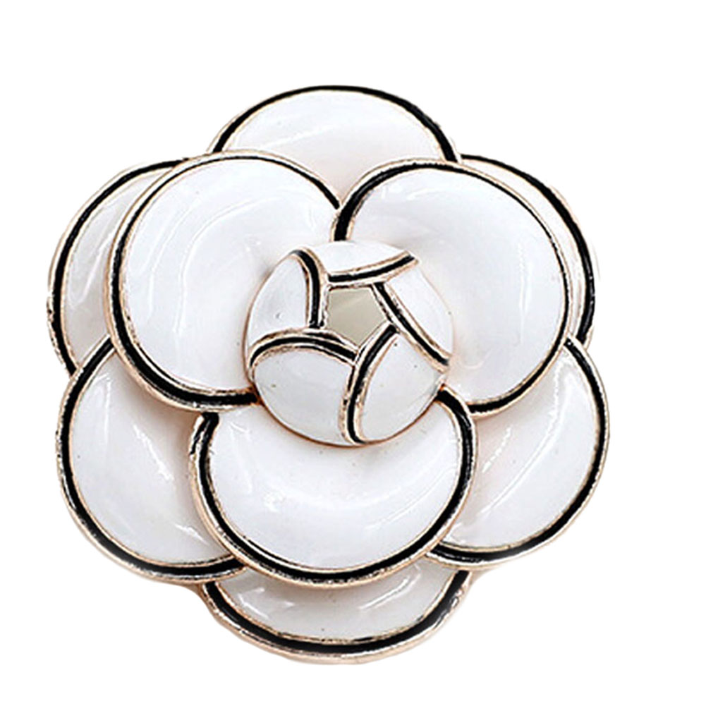 Chanel clipart camellia  Pins ( Wholesale Broochs