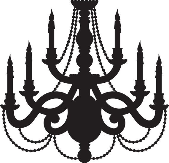 Chanel clipart chandelier About Cut best Clipart Cut
