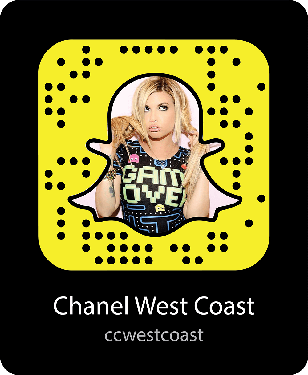 Chanel clipart famous Snapchat follow Snap on chanel