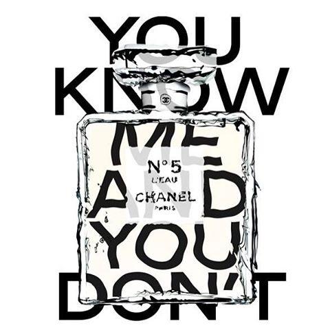 Chanel clipart famous Interest L'EAU No famous the