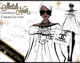 Chanel clipart fashion design Chanel CHANEL clipart Shoes fashion