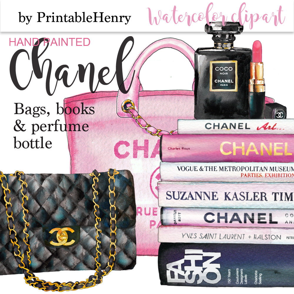 Chanel clipart fashion design Fashion item? clip Coco Like