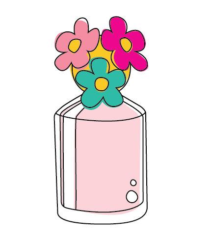 Chanel clipart flower Is This Valentine digital