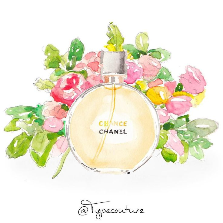 Chanel clipart flower Perfume Chanel best on posters
