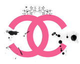 Chanel clipart glitter Graphics png www glitter for