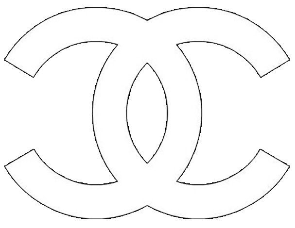 Chanel clipart large Printables Google Suche on chanel