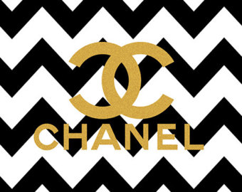 Chanel clipart logo art Gold Chanel Clipart Art Download
