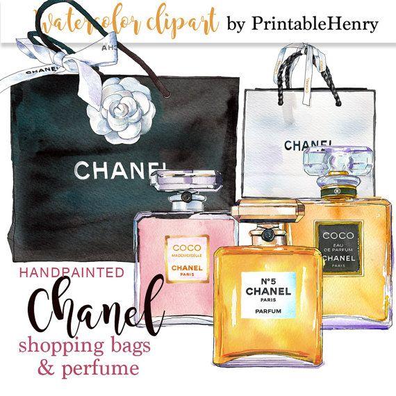 Chanel clipart louboutin Art best Chanel Digital instant
